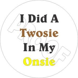twosie